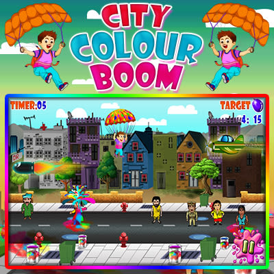 City Color Boom