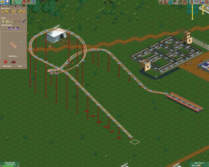 how to download roller coaster tycoon