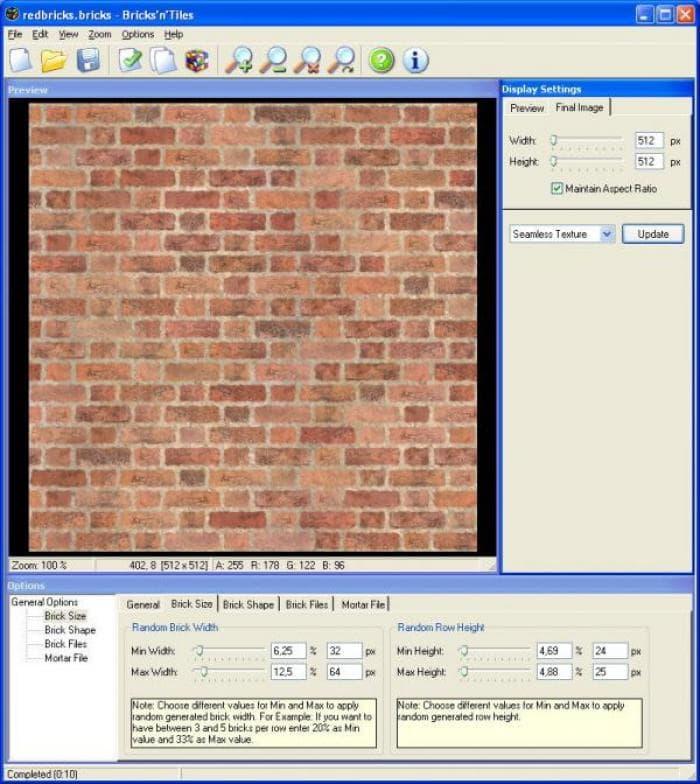 Bricks'n'Tiles