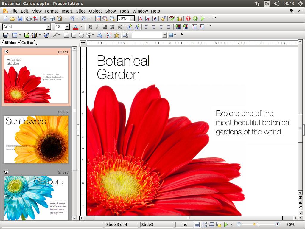 SoftMaker FreeOffice para Linux
