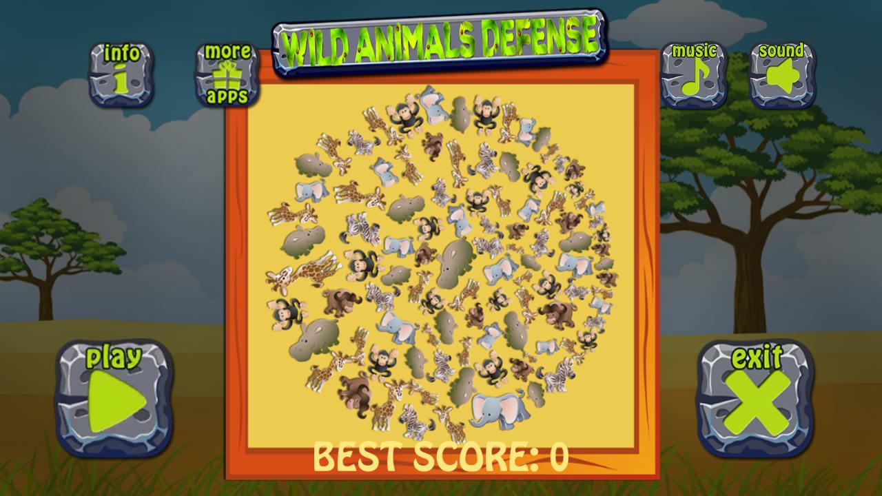 Wild Animals Defense