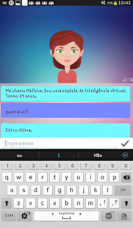 Melissa chatbot
