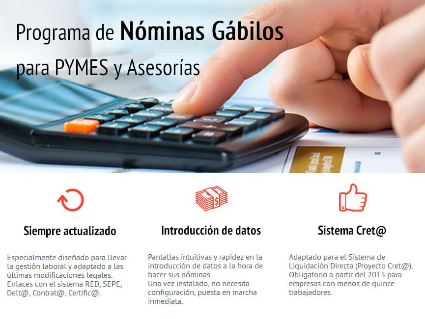 Nominas Gabilos