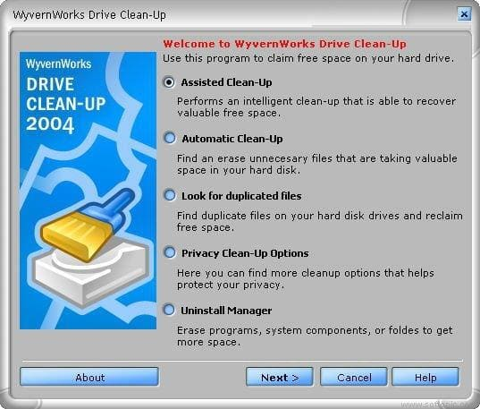 Drive Clean-Up