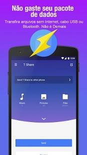 T Share-Best File Transfer App