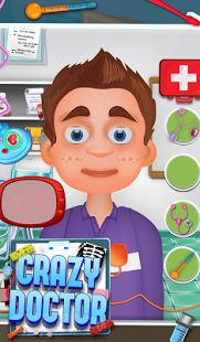 El doctor loco - Juegos Infant