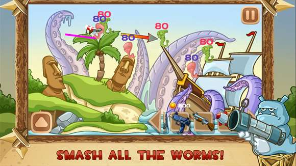 Star Worms Ultra HD Pro
