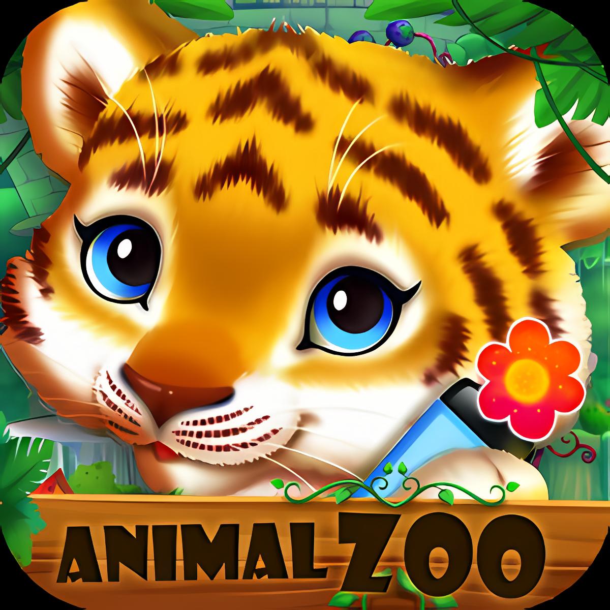 El zoológico de animales - Ju