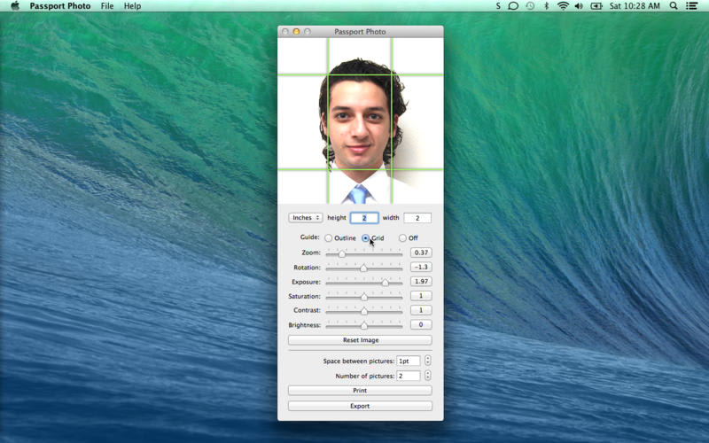 Passport Photo - An ID App