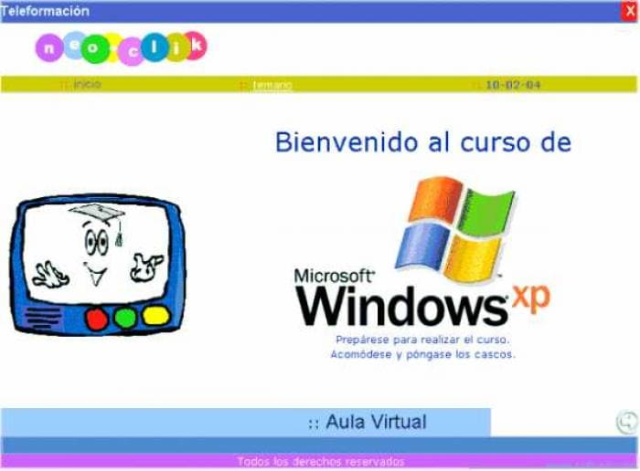 Curso Interactivo de Microsoft Windows XP