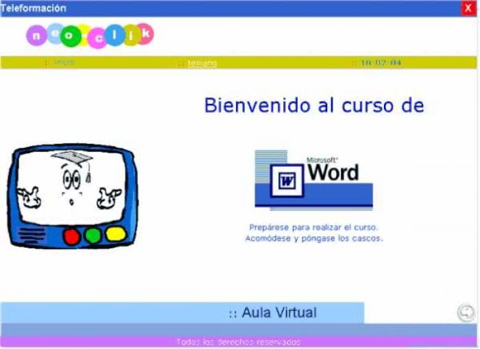 Curso Interactivo de Microsoft Word XP