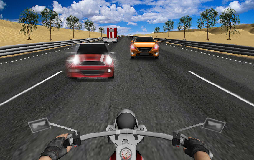 Racing Moto Traffic Rider 2016