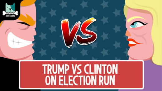 D.Trump vs H.Clinton