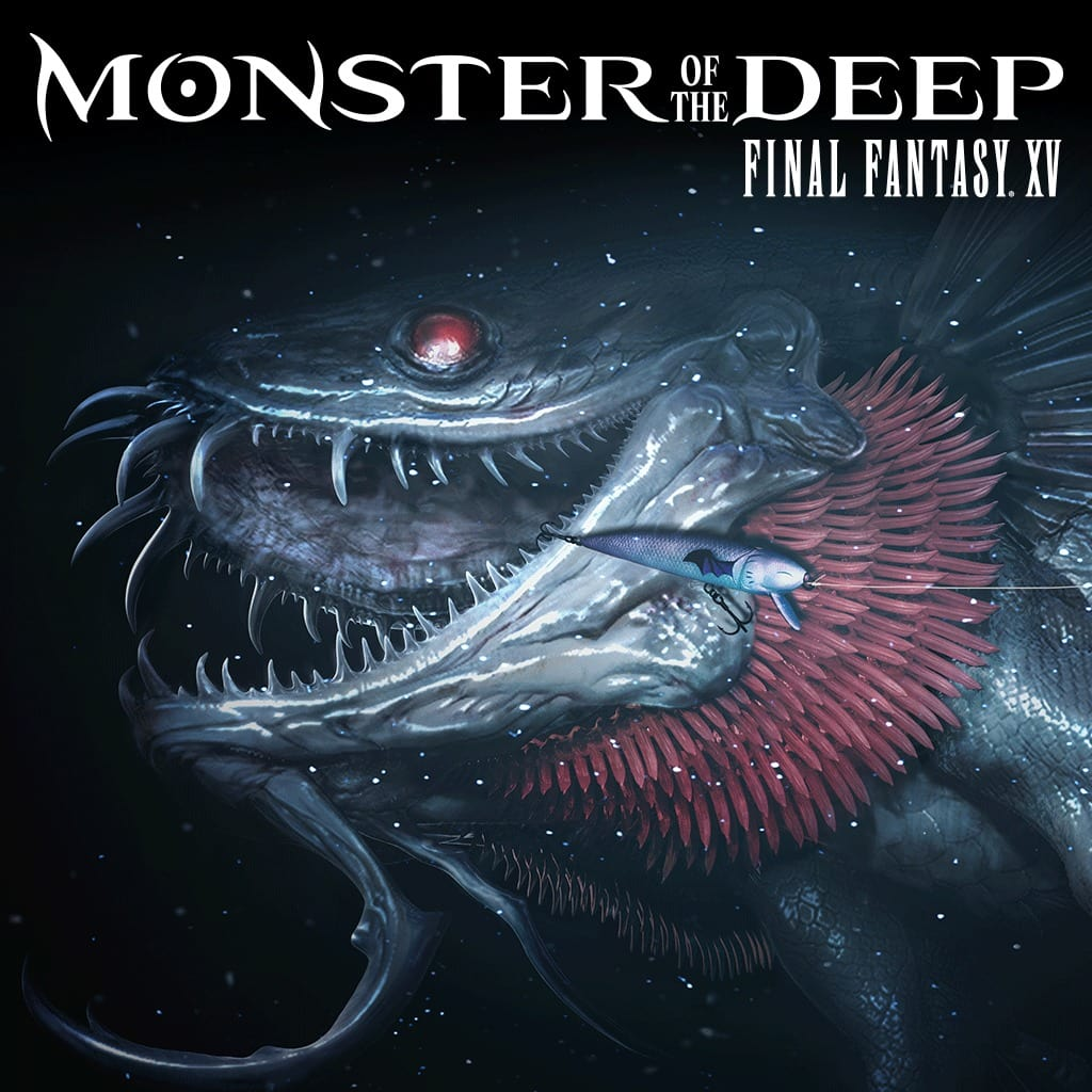 MONSTER OF THE DEEP: FINAL FANTASY XV PS VR PS4