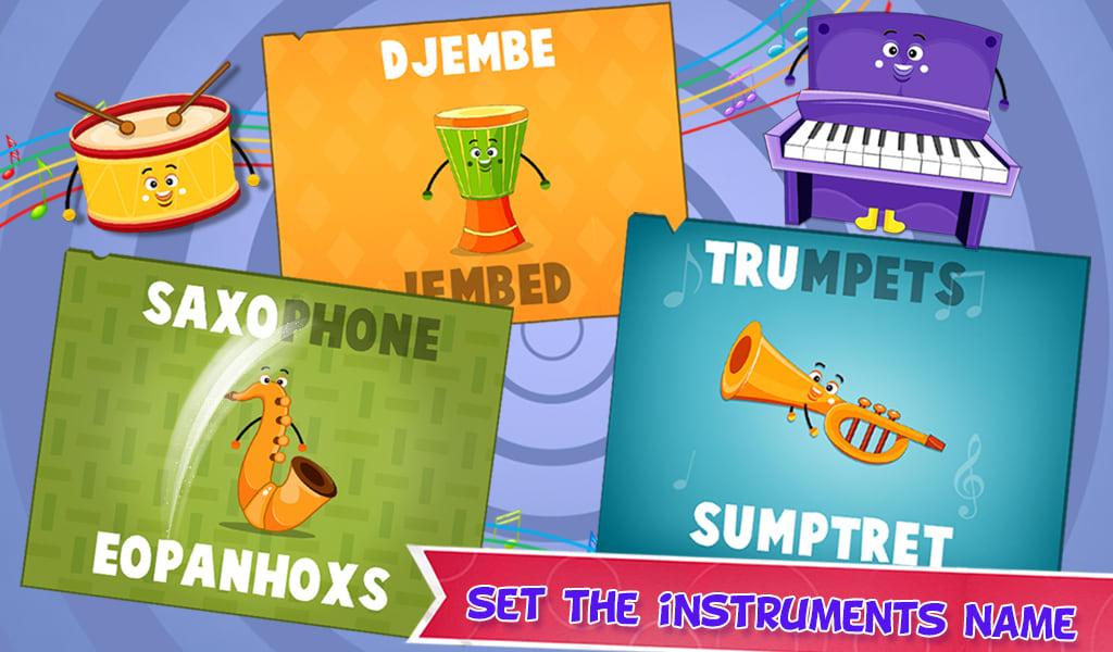 Kids Music Classroom