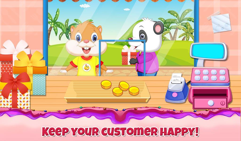 Little Bunny Candy Bar