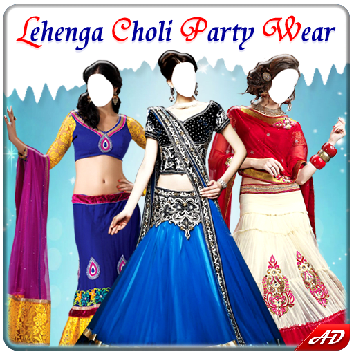 Lehenga Choli Party Wear Suit
