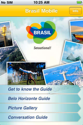 Brasil Mobile - Guia Turístico Belo Horizonte