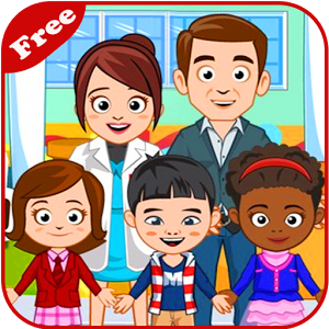 Guide My Town : Preschool