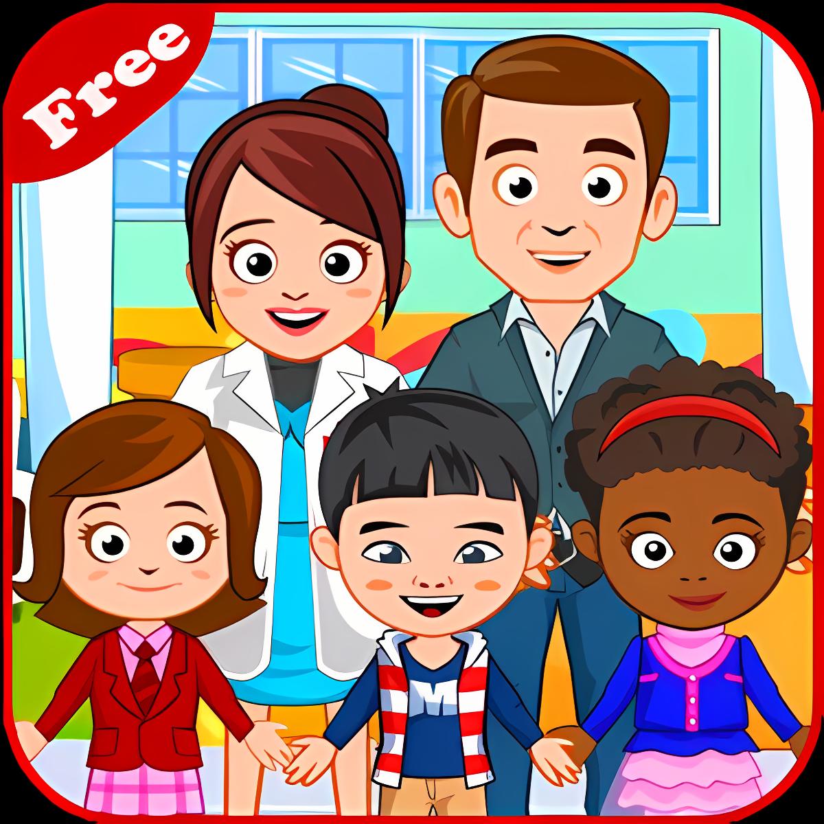 Guide My Town : Preschool