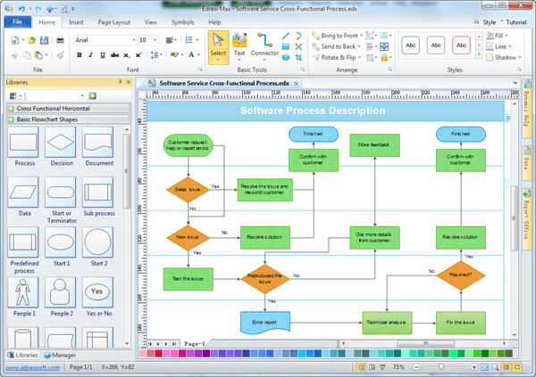 edraw max - It Diagram Software