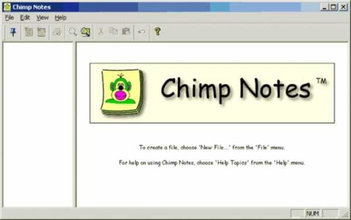 Chimp Notes