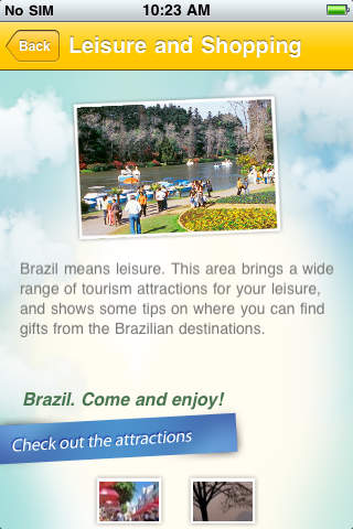 Brasil Mobile - Guia Turístico Manaus