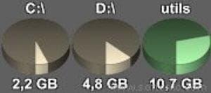 Desktop Drive Monitor