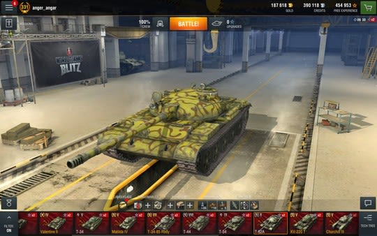 how to get free gold in world of tanks blitz