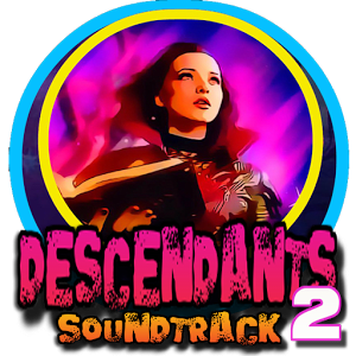Music Descendants 2 + Lyrics
