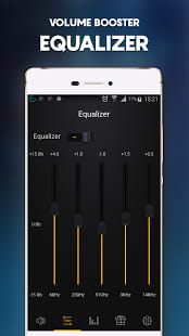 Volume Booster Sound Equalizer