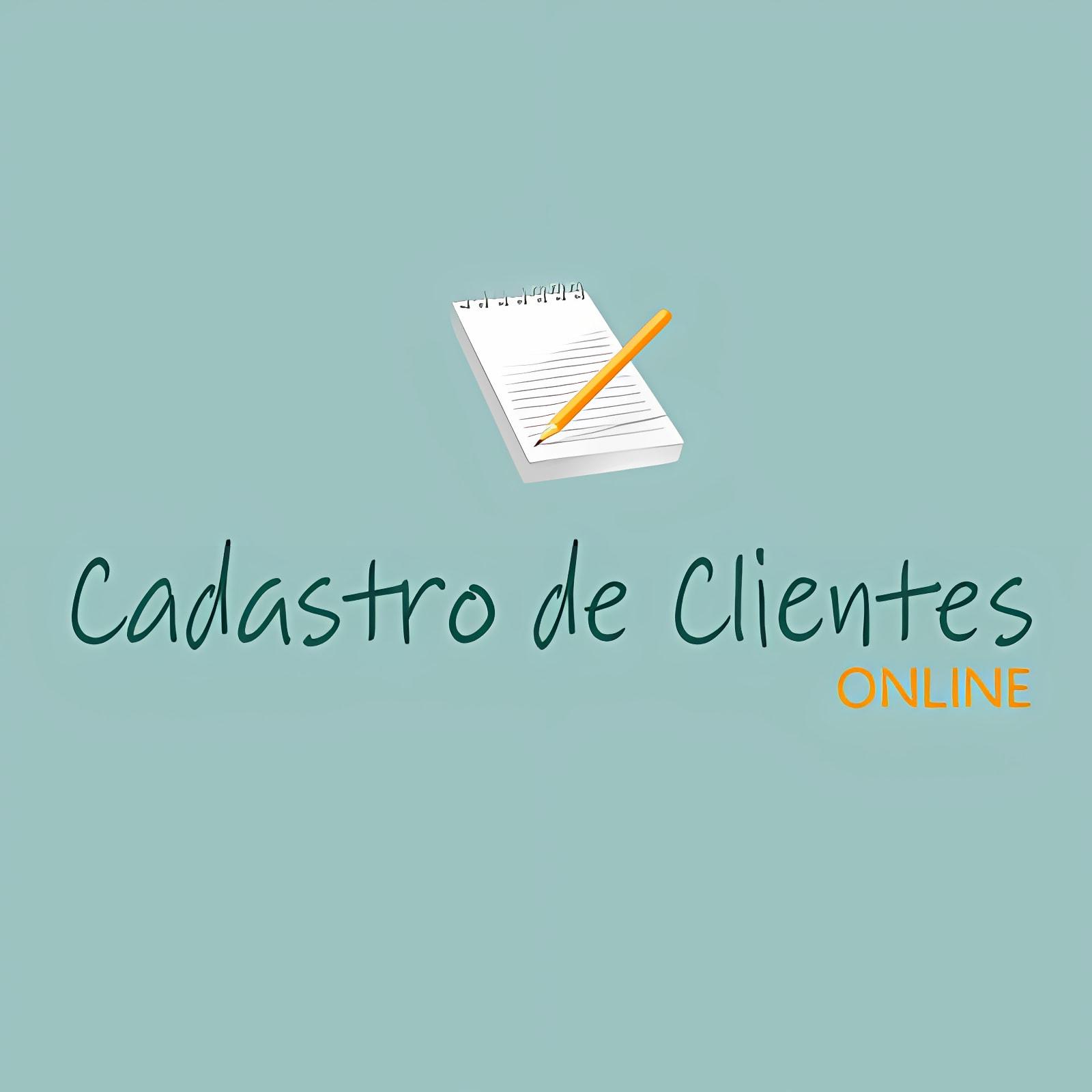 Cadastro de Clientes Online
