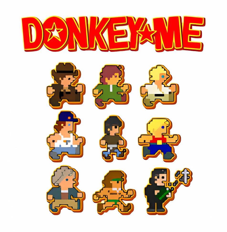 Donkey-Me