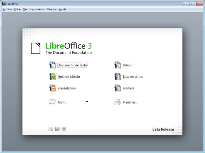 Libreoffice descargar - Open office writer gratuit ...