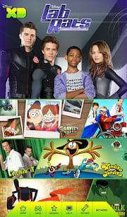 Disney XD  watch now