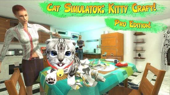 Cat Simulator Kitty Craft Pro Edition