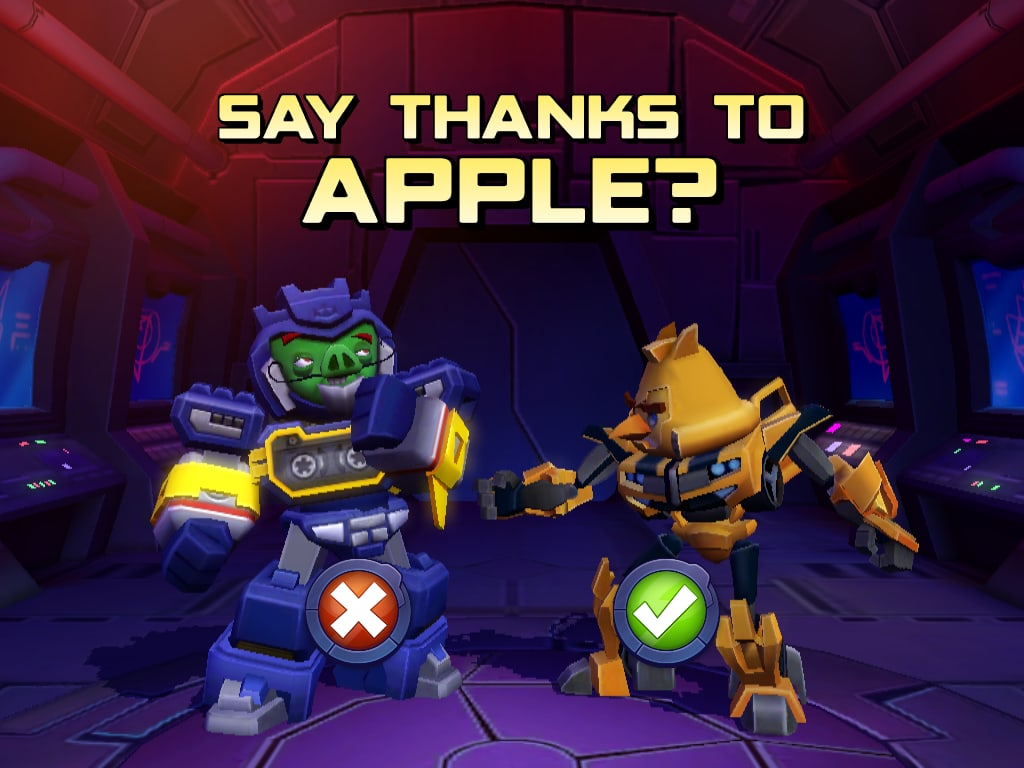 Angry Birds Transformers for Android - Download