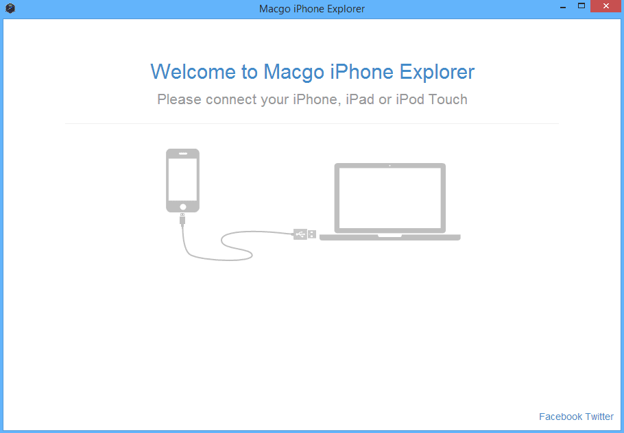 Macgo Free iPhone Explorer