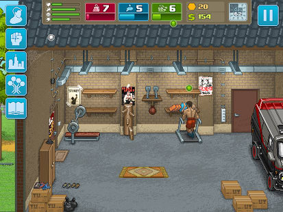 Punch Club - Fighting Tycoon