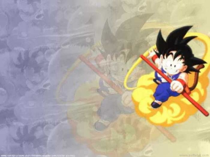 Dragonball Z wallpaper 1