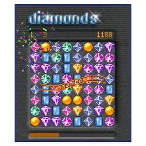 Diamonds!