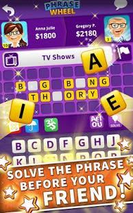 Phrase Wheel