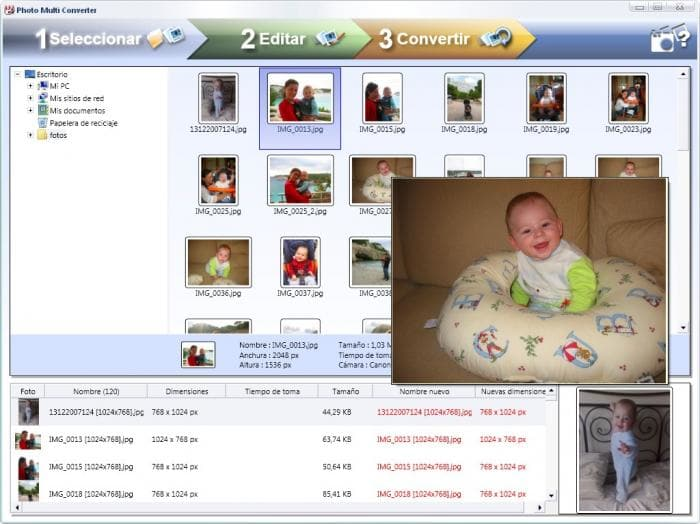 Photo Multi Converter