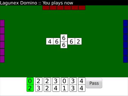 Lagunex Domino