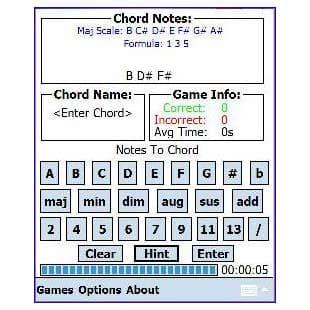 Chord Learner
