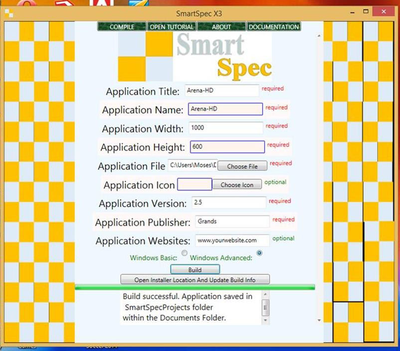 SmartSpec