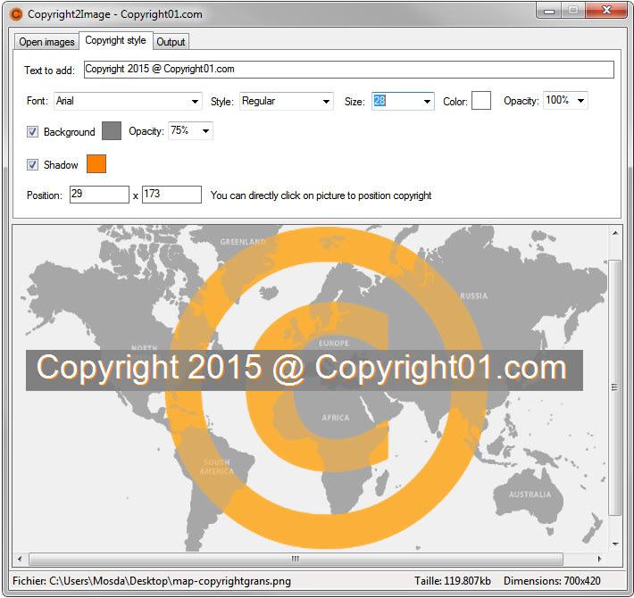 Copyright2image