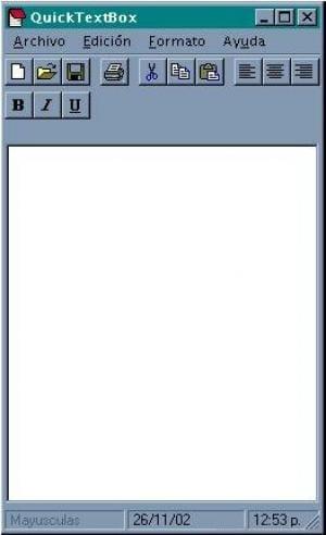 Quick TextBox