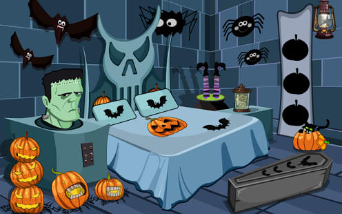 Escape Spooky Halloween Castle