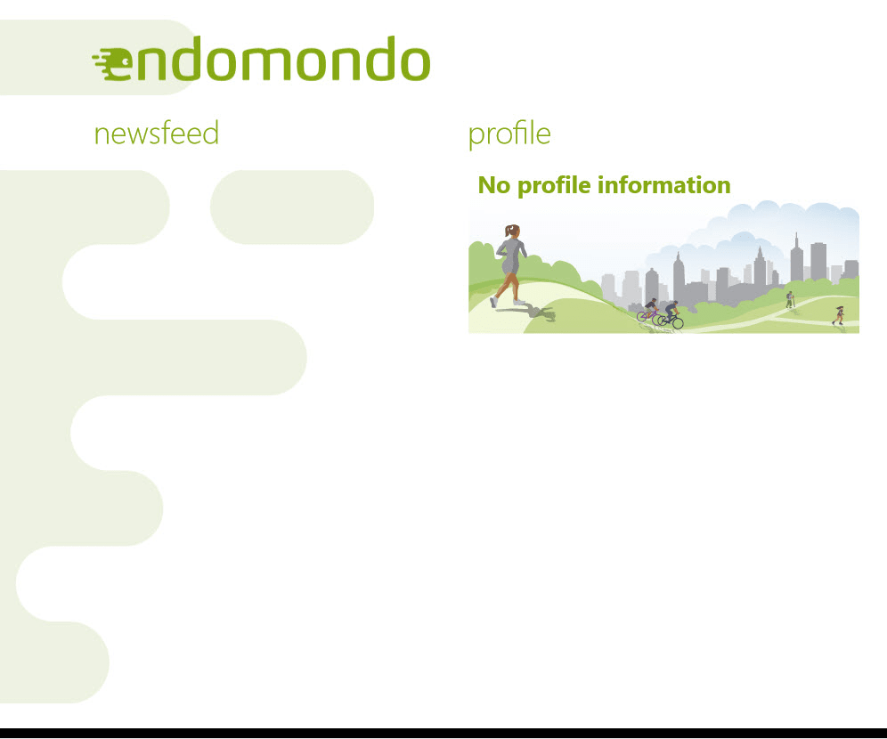 Endomondo pour Windows 10